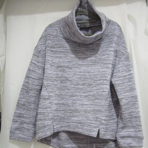 Anthro Saturday Sunday M Space Dye Sweatshirt Fall